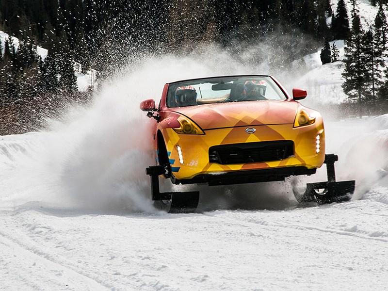 Nissan превратил родстер 370Z в мечту москвичей