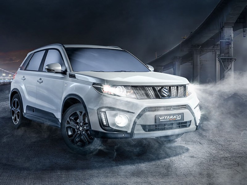 Suzuki привезла в Россию «юбилейную» Vitara