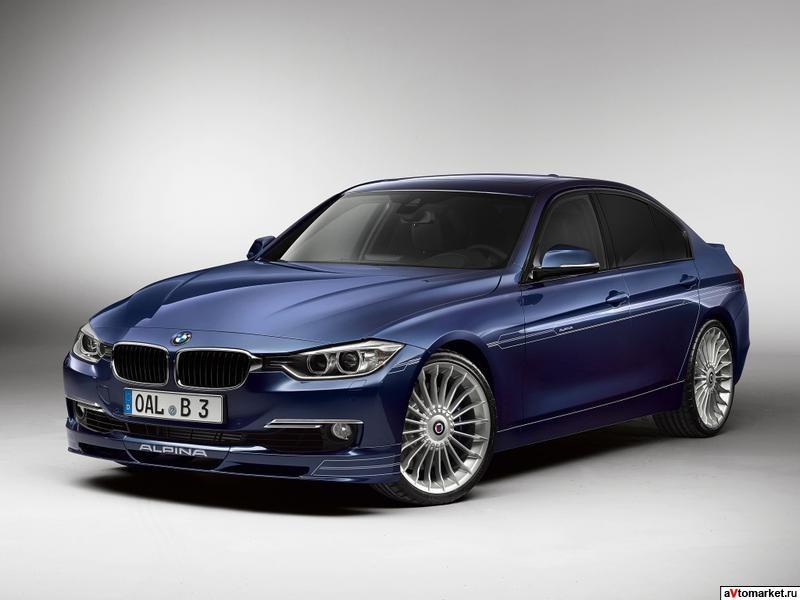 Alpina остается привередливой в выборе моделей Фото Авто Коломна