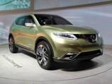 Новое поколение Nissan Qashqai выйдет в продажу уже в этом году