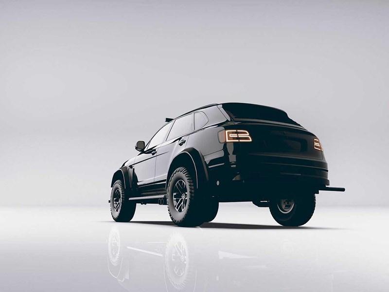 Bentley Bentayga добавят брутальности Фото Авто Коломна
