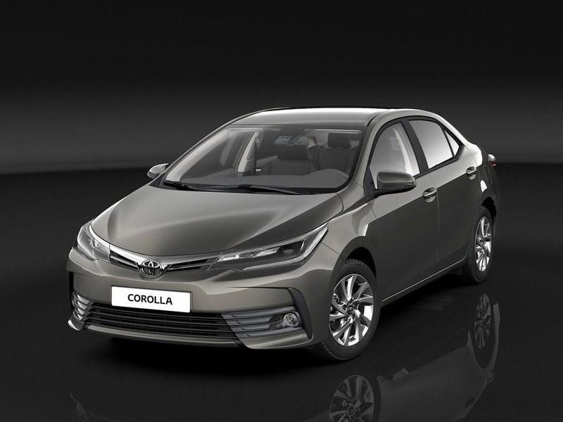 Toyota объявила старт продаж обновленного седана Corolla в России