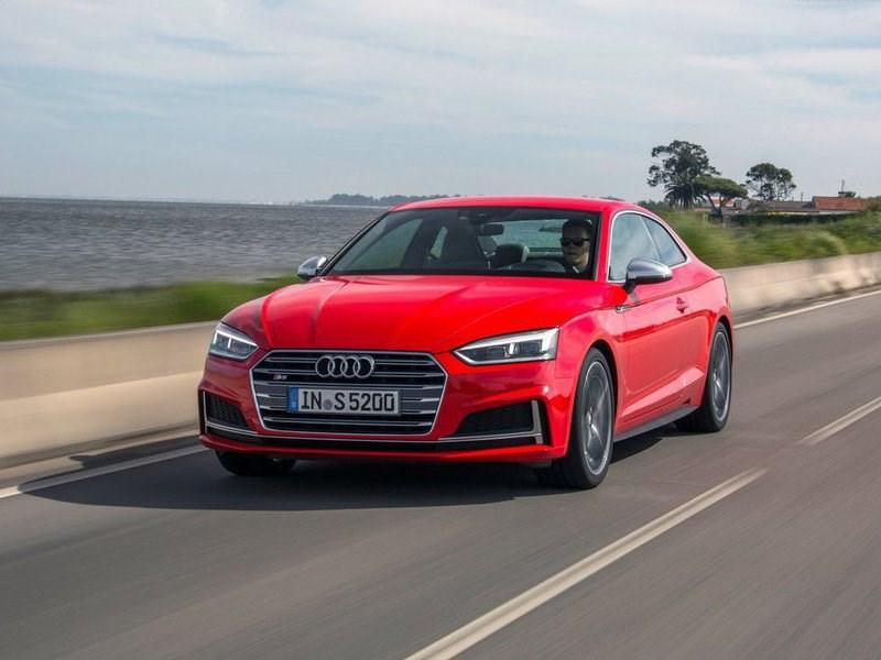 Audi выводит на российский рынок новое поколение купе S5