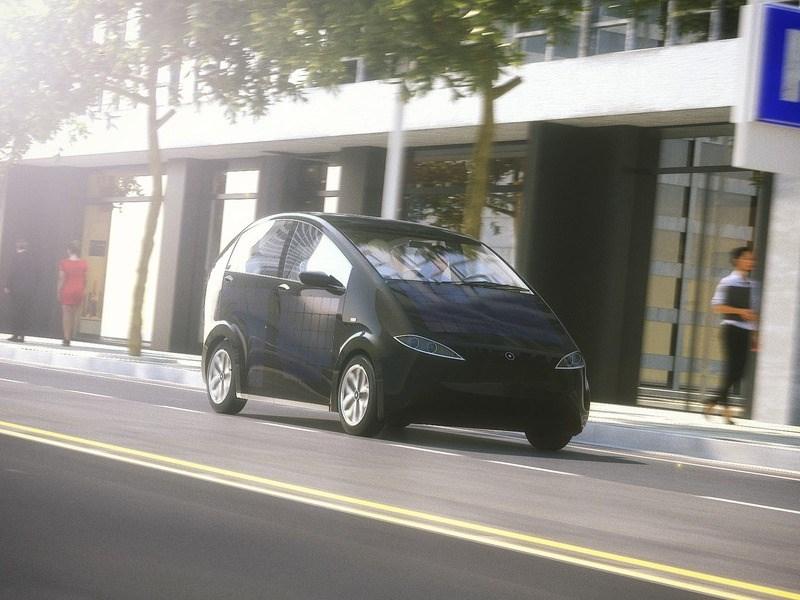 Sono Motors разработала автомобиль со встроенным лишайником
