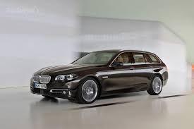 Семейство BMW 6-series пополнится большим универсалом
