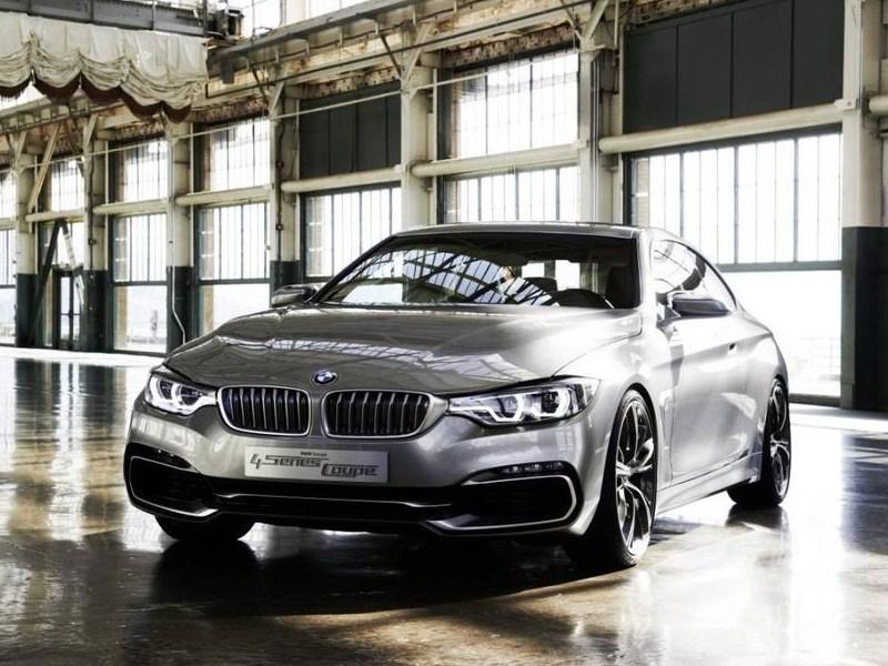 BMW 4-Series засветился в сети