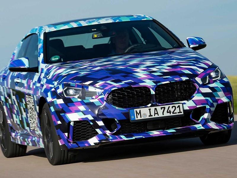 BMW 2 серии Gran Coupe: известны подробности