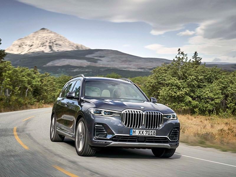BMW ведёт работу над новым кроссовером X8 Фото Авто Коломна