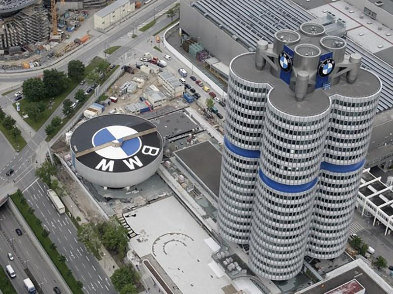 BMW объявила о повышении цен на российском рынке