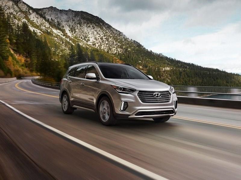 Hyundai назвала цены обновленного Santa Fe для российского рынка