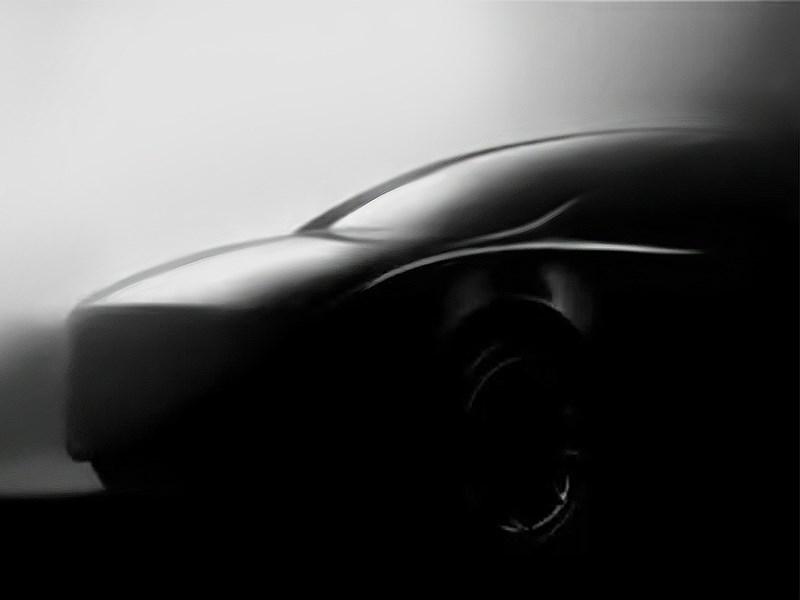 Tesla показала кусочек нового кроссовера