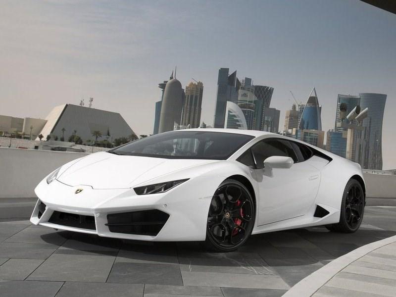 Lamborghini набирает популярность у российских потребителей
