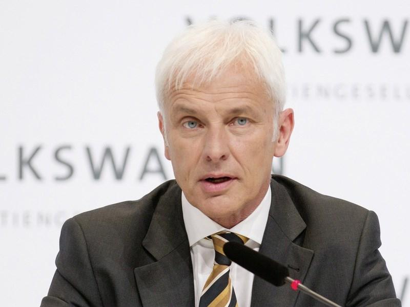 Volkswagen пока не будет публиковать результаты внутреннего расследования