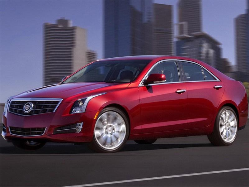Cadillac ATS стал лучшим сити-каром
