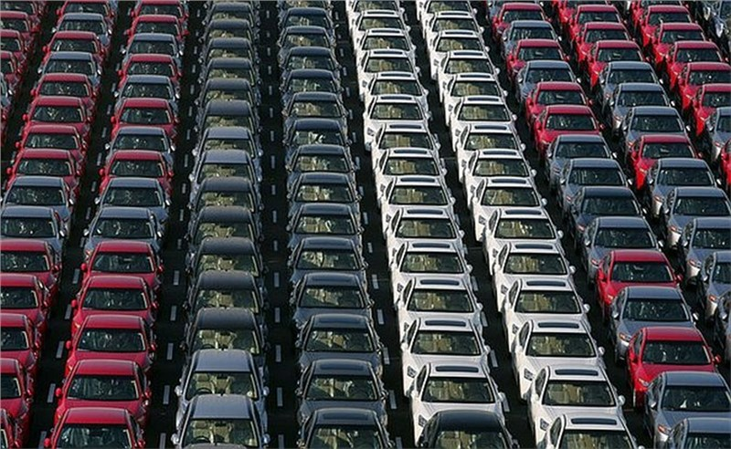 Российский автопарк насчитывает более 41 миллиона легковых автомобилей