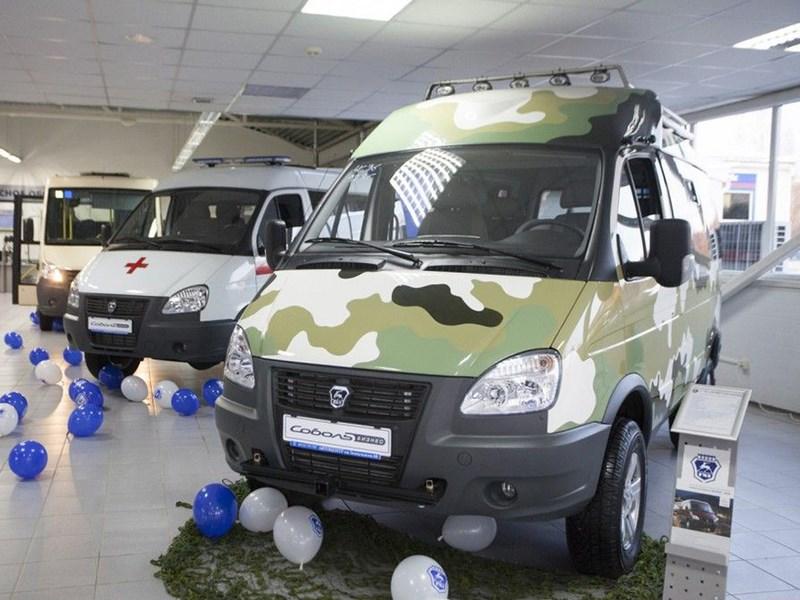 Российский рынок LCV в апреле вырос на 9 процентов