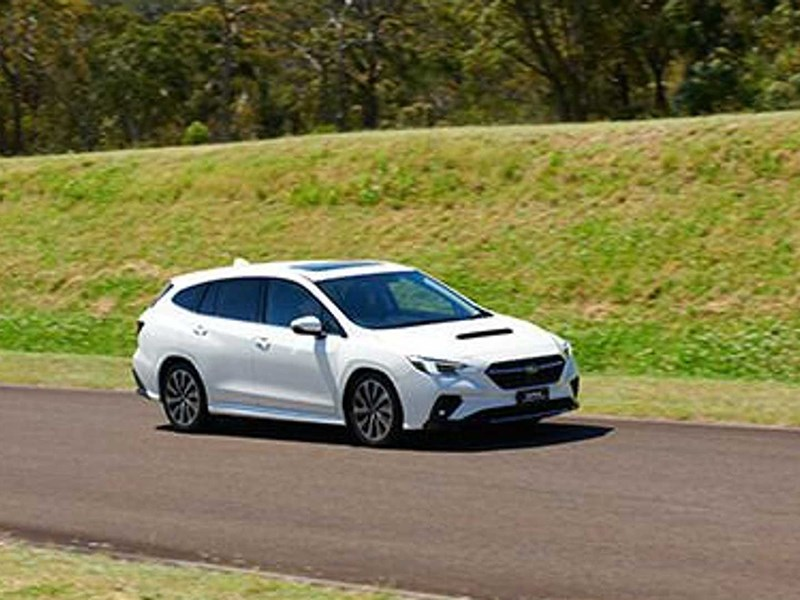 Subaru WRX превратится в универсал