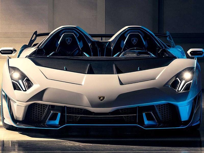 У Lamborghini появился уникальный родстер