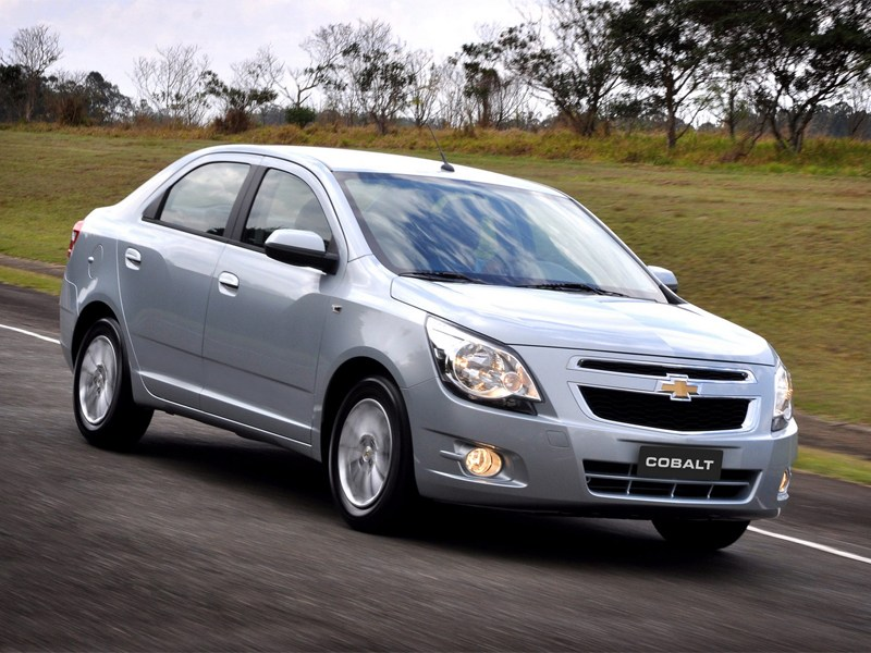 Chevrolet Cobalt появится в России в марте