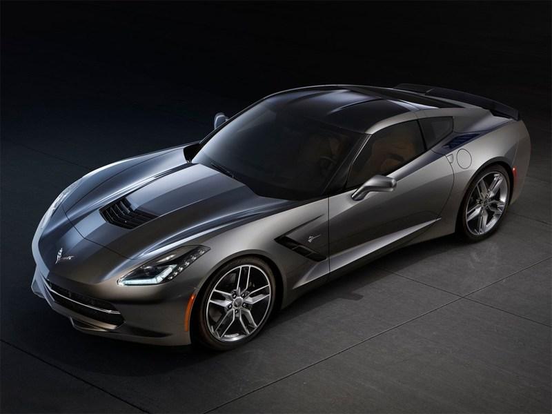 В Женеве дебютирует Chevrolet Corvette Stingray
