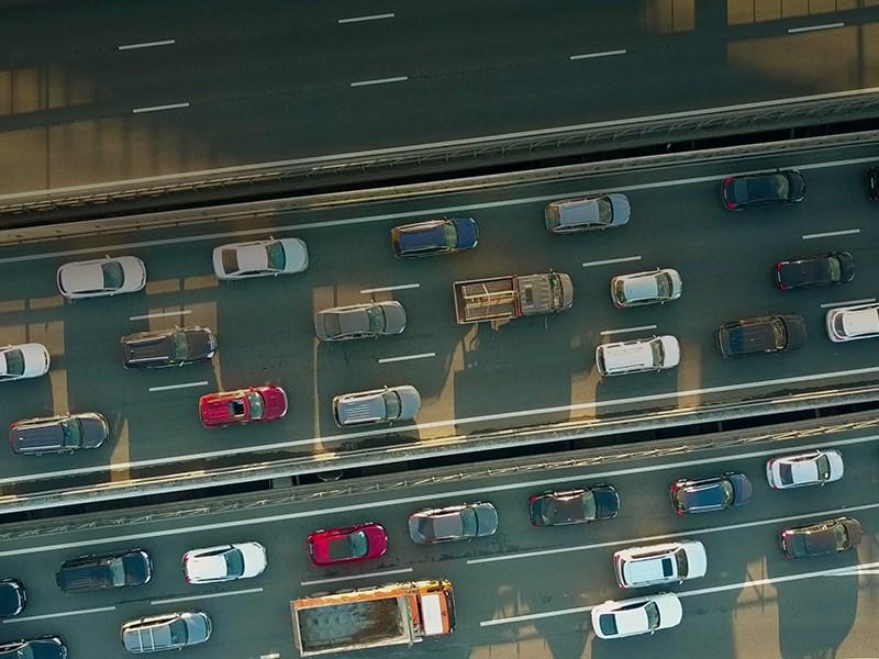 «Яндекс» проанализировал загруженность дорог столицы за 5 лет