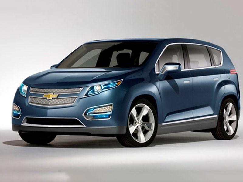 GM заменит Chevrolet Volt кроссовером