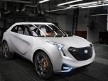 Бюджетные минивэн и кроссовер от Hyundai появятся в продаже в 2015 году