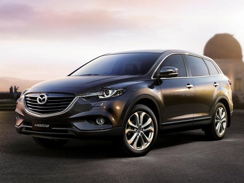 Продажи Mazda CX-9 начнутся 1 декабря