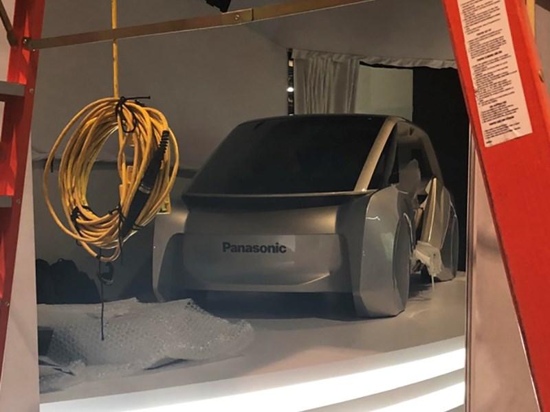 Panasonic готовит собственный беспилотник