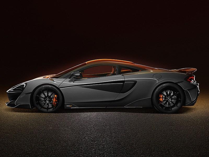 McLaren представил новый суперкар