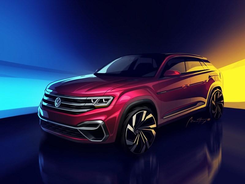 Volkswagen Teramont получит укороченный вариант