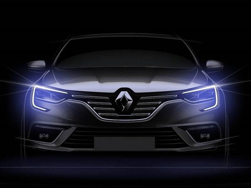 Renault представил спортивную версию универсала Megane