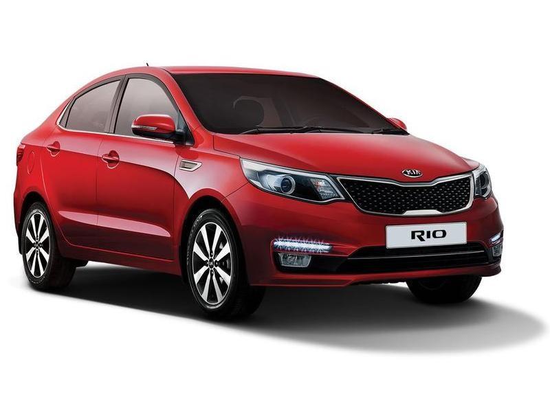 В России начались продажи автомобилей специальной серии Kia Red Line