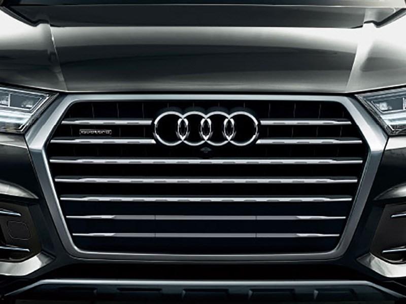 Audi может сделать очень большой кроссовер