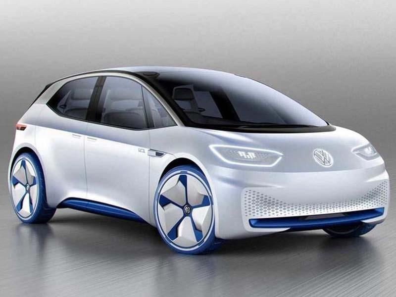 В Volkswagen задумались над мощным электромобилем Фото Авто Коломна