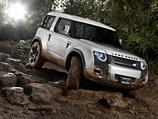 Land Rover не выпустит в 2015 году новое поколение Defender