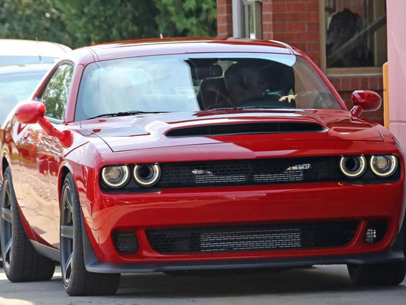 Dodge Challenger Demon может получить «облегченную» версию