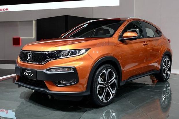 Honda BR-V рассекретили в Джакарте