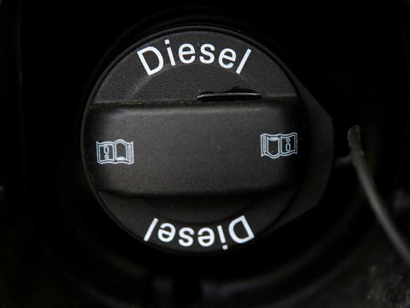 Названы самые популярные в России дизельные машины