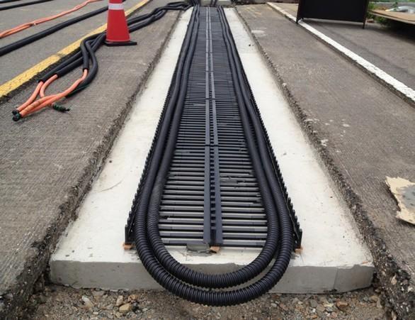 В Великобритании проведут испытания автодорог с функцией беспроводной зарядки электрокаров