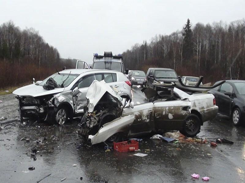 Толстые водители рискуют погибнуть в ДТП больше, чем худые