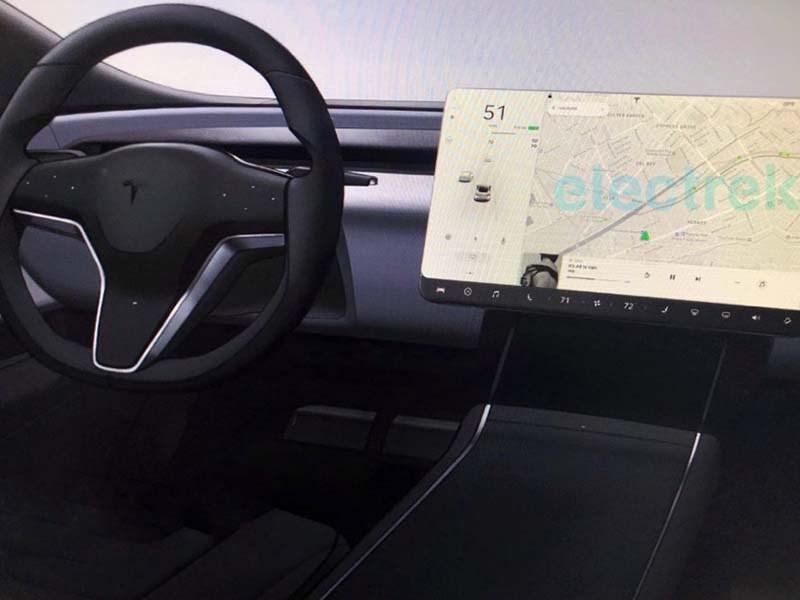 Tesla унифицирует интерьеры всех моделей