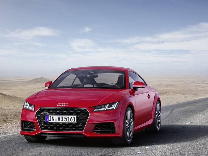 Audi представила обновленное купе ТТ Фото Авто Коломна