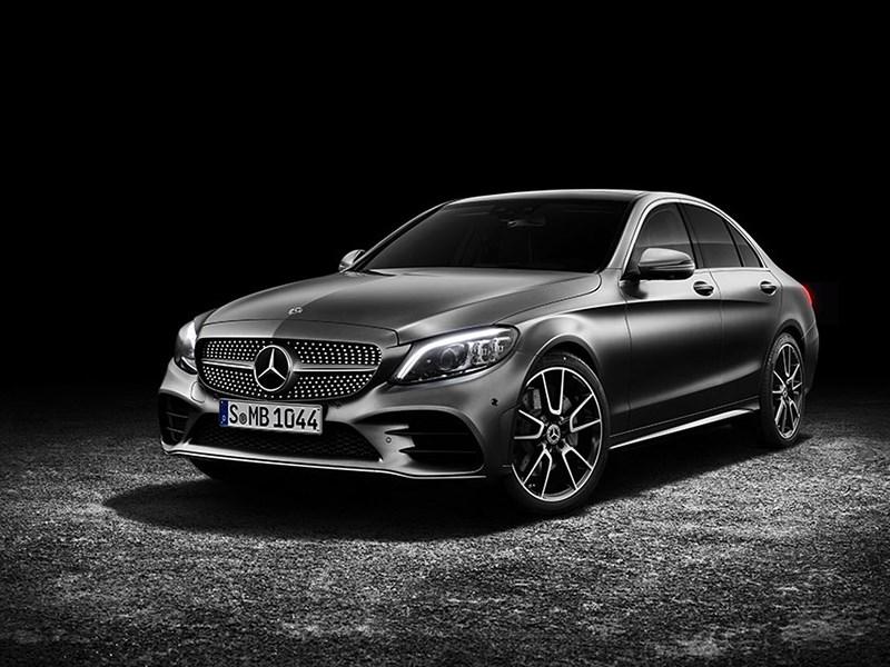 Обновленный Mercedes-Benz C-класса получил оснащение от S-класса