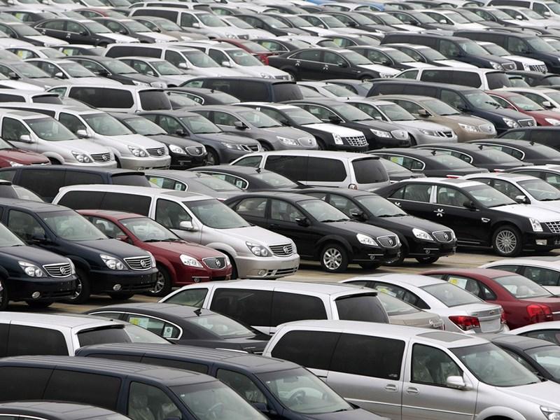 Замесяц подержанные машины подорожали в Российской Федерации на5%