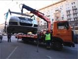 Эвакуация машин будет стоить 2700 рублей