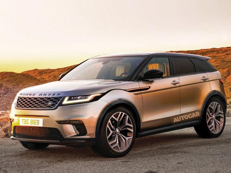 Range Rover Evoque изменится эволюционно