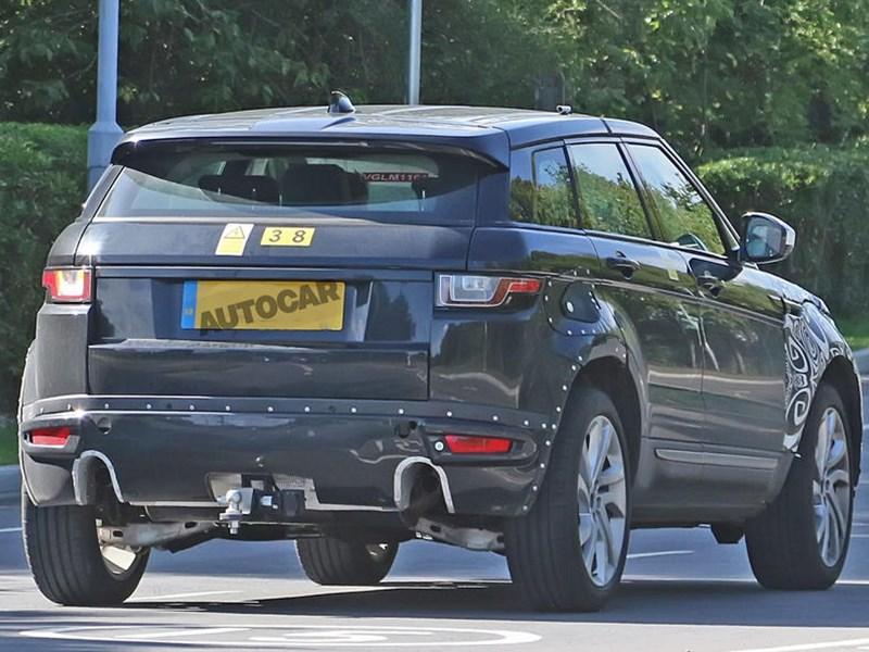 Land Rover получат 3-цилиндровые моторы