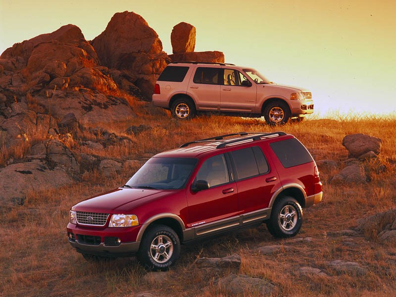 Ford Explorer 2001 фото 2