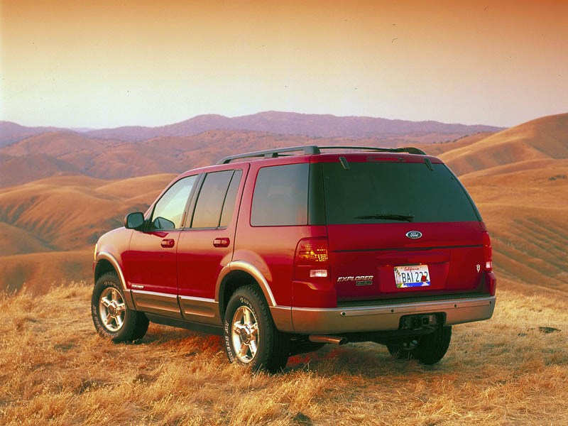 Ford Explorer 2001 фото 3